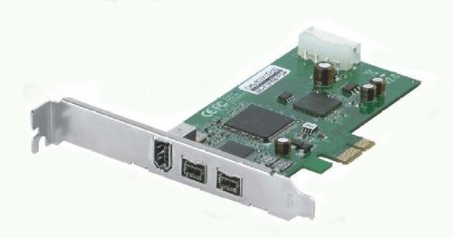 Dawicontrol Adapter PCI-e DC-FW800 Firewire retail