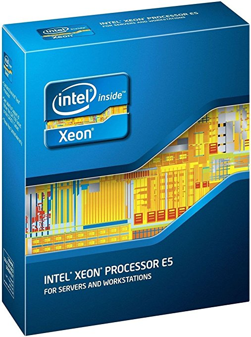 Intel P XEON E5-1620V4 3,5 GHz LGA2011-3 10MB retail