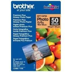 Brother BP7150 Premium Glossy Photo Paper Weiß Fotopapier