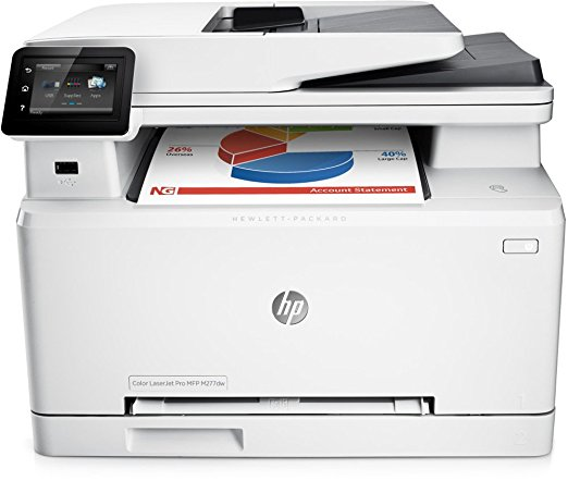 Hewlett Packard Color LaserJet Pro MFP M277dw - Multifunktionsdrucker