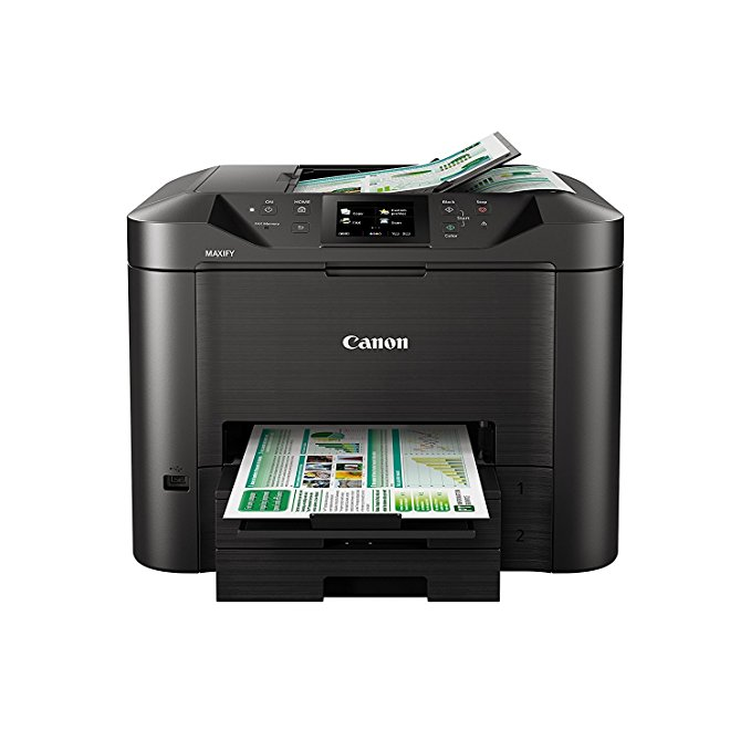 Canon MAXIFY MB5450 Multifunktionssystem 4-in-1