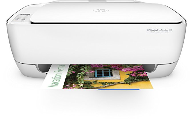 Hewlett Packard Deskjet 3 636 - Multifunktionsdrucker