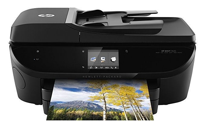 Hewlett Packard Envy 7640 - Multifunktionsdrucker