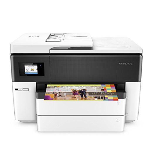 Hewlett Packard Officejet Pro 7 - Multifunktionsdrucker