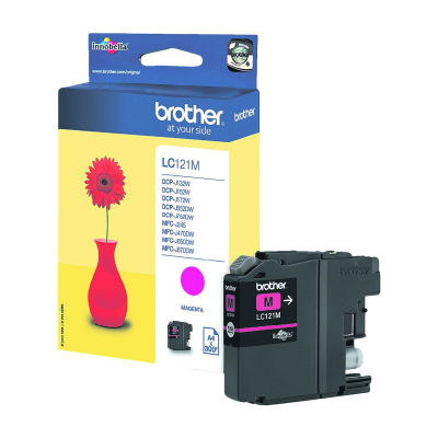 Brother LC-121M MFC-J470DW J870DW, DCP-J752DW