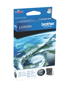 Brother LC-985BK DCPJ315W