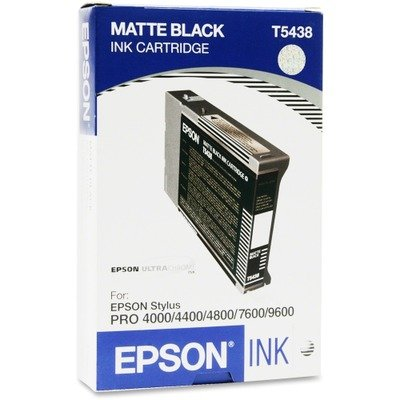 Epson photo schwarz T 543 110 ml T 5431 Tintenpatrone