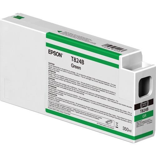 Epson UltraChrome HDX grün 350 ml T 824B Tintenpatrone