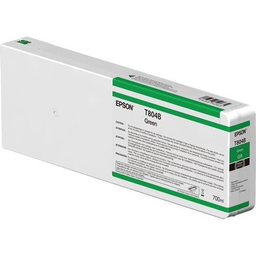 Epson UltraChrome HDX grün 700 ml T 804B Tintenpatrone