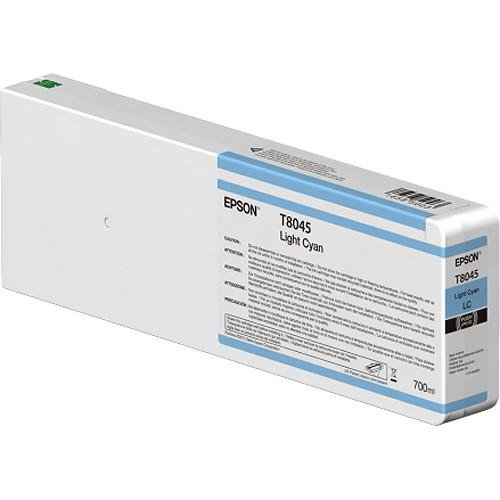 Epson UltraChrome HDX/HD light cyan 700 ml T 8045 Tintenpatrone