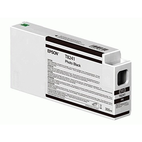 Epson UltraChrome HDX/HD photo black 350 ml T 8241 Tintenpatrone