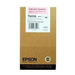 Epson vivid light magenta T 603 220 ml T 6036 Tintenpatrone