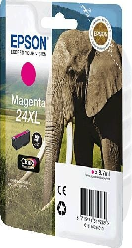 Epson Tintenpatrone XL magenta Claria Photo HD T 243 T 2433