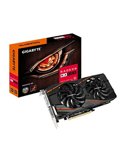Gigabyte RX580 RX580GAMING     8192MB,PCI-E,3xDVI,HDMI,DP