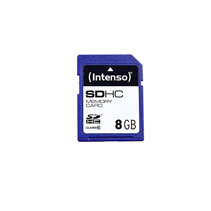 Securepoint Intenso SD Card 8GB Intenso Class10