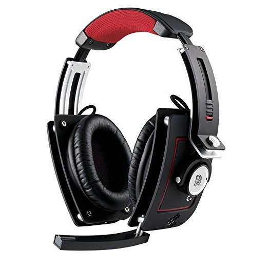 Tt eSports Level 10 M Diamond Black Headset schwarz