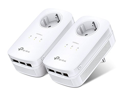 TP-Link TL-PA8030P Kit AV1200 3-Port Gigabit Powerline