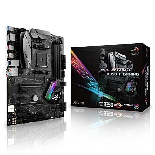 Asus STRIX B350-F AM4