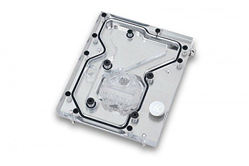 EK Water Blocks EK-FB ASUS X99 Monoblock - Acryl+Nickel