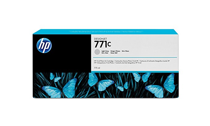 Hewlett Packard 771C - 775 ml - Hellgrau - Original