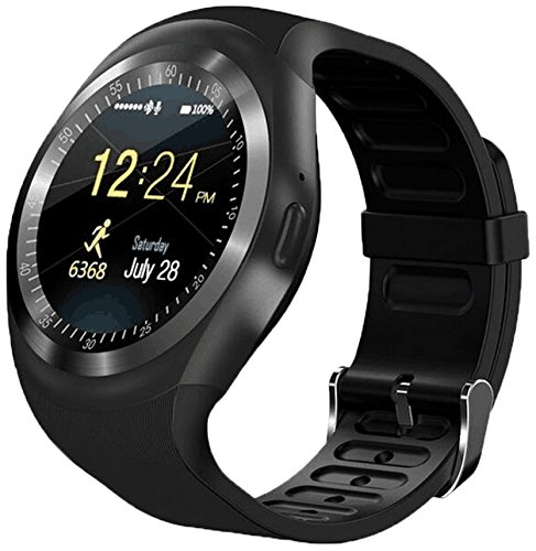 Technaxx TG-SW1 TrendGeek Smart Watch Smartwatch Schwarz