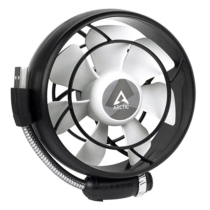 Arctic Summair Light mobiler USB-Ventilator